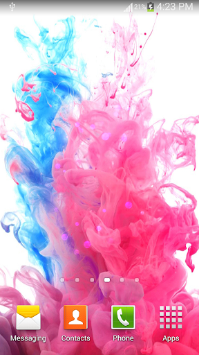 LG G3 HD Live Wallpaper