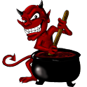 Encyclopedia of Demons logo
