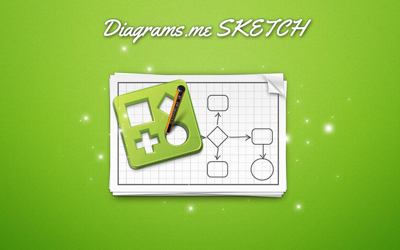 Diagrams.me Sketch - screenshot