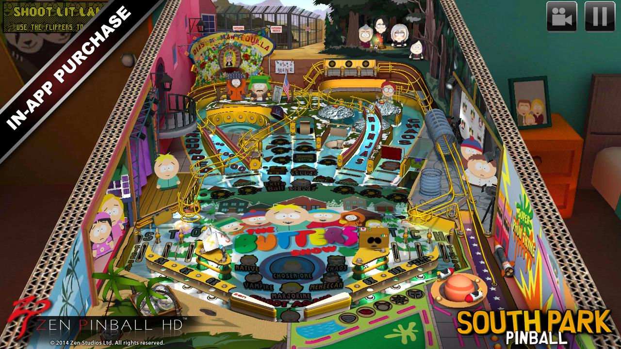 Zen Pinball HD - screenshot