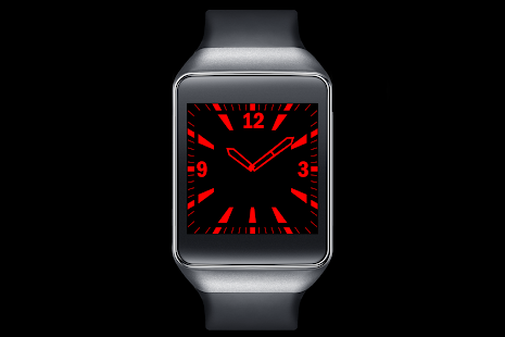 A35 WatchFace for Android Wear- screenshot thumbnail