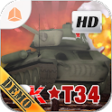 BATTLE KILLER TANK34 3DHD DEMO