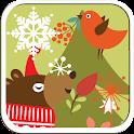 Danse de Noël Wallpaper icon