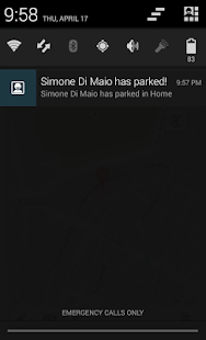 WhereSleepsMyCar Lite - screenshot thumbnail