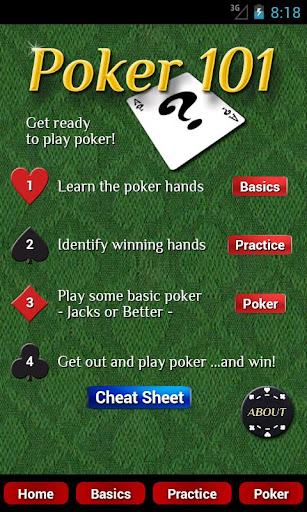 Poker 101