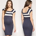 Affordable maternity clothing icon