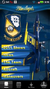 Blue Angels - screenshot thumbnail