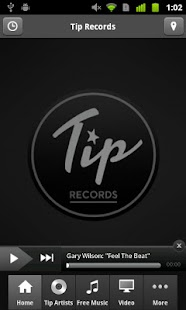 Tip Records - screenshot thumbnail
