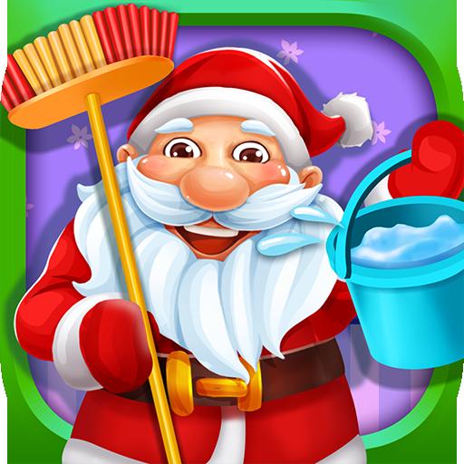 Christmas Santa's Helper 休閒 LOGO-玩APPs