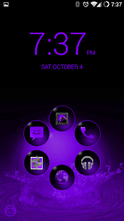 DeepPurple Icon Pack - screenshot thumbnail