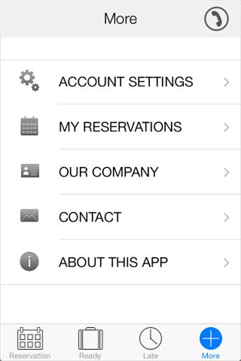 【免費交通運輸App】A1A Limo-APP點子