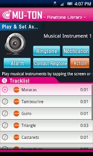 Musical Instrument Library1- screenshot thumbnail