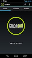Screenshot of Tunepal