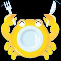 أطباق شهية (مأكولات بحرية) icon