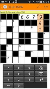 Math Crosswords Puzzles- screenshot thumbnail