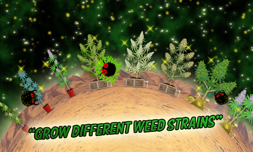 Weed Planet The Game