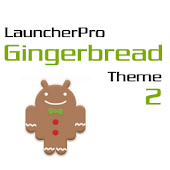 LauncherPro Gingerbread2 Theme