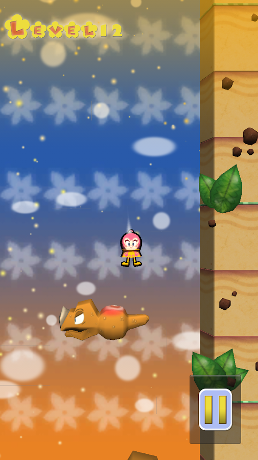 Flower Dash - screenshot