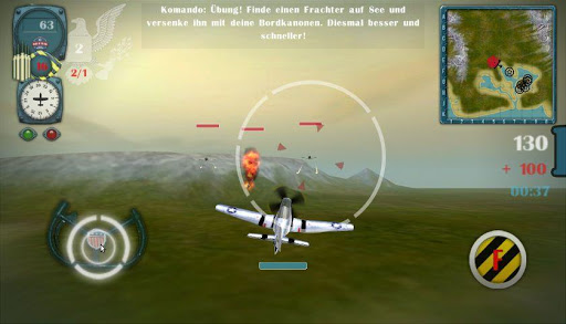 ���� BATTLE KILLER MUSTANG X 3D HD v1.0.0 ������� ���������