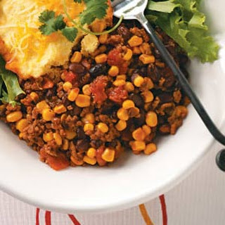 Slow Cooker Tamale Pie.