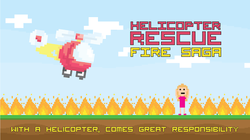Helicopter Rescue: Fire Saga