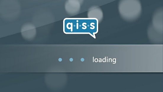 QISS Chat tablet edition - screenshot thumbnail