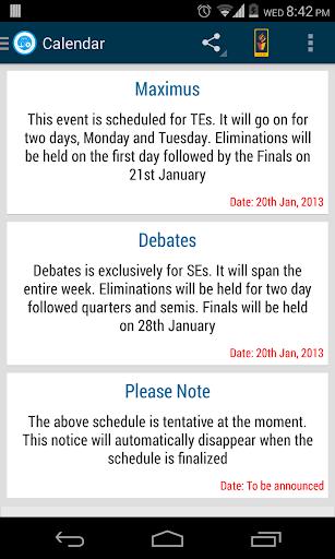 【免費教育App】ISTE VESIT-APP點子