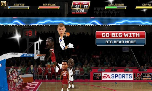 NBA JAM by EA SPORTS v04.00.08 Mod APK 3