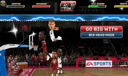 NBA JAM  by EA SPORTS™ Screenshot