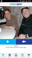 Screenshot of Radyo Spor