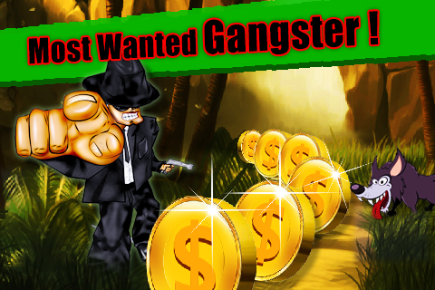Jungle Gangster Run screenshot