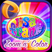 Lisa Frank Zoom n' Color