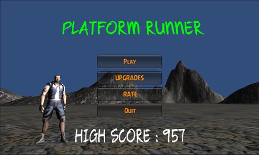 Platform Runner