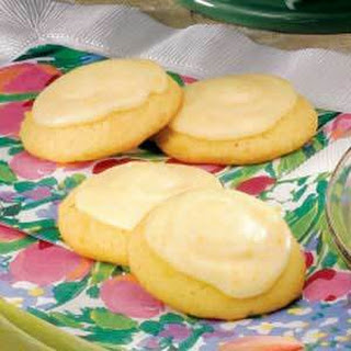 Orange Cookies with frosting updated