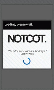 Notcot LITE - screenshot thumbnail