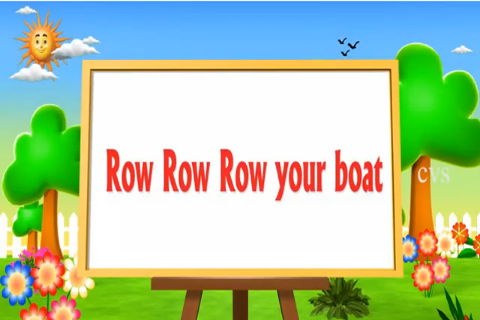 Kids Rhyme Row Row Your Boat Apk Download 4