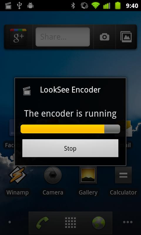 LookSee Encoder- screenshot