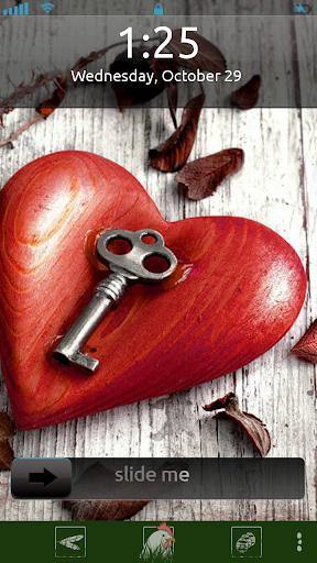 Sweet Valentine iLock