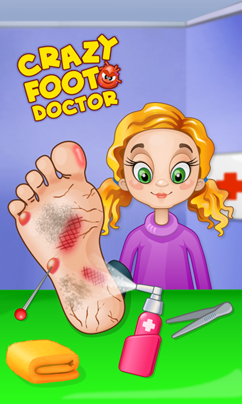 Crazy Foot Doctor- screenshot