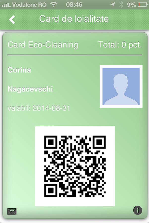 Eco Cleaning- screenshot