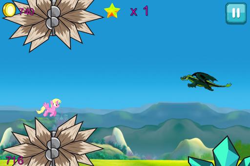 Little Flying Pony: My Dash 2