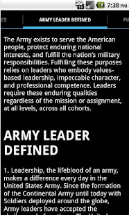 ADP 6-22 Army Leadership - screenshot thumbnail