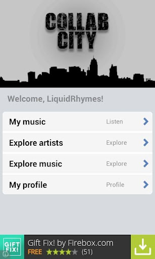 CollabCity Music Collaboration