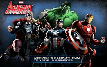 Avengers Alliance Screenshot 2