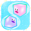 Snowball fight icon