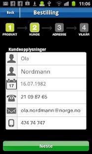 MinStrøm- screenshot thumbnail