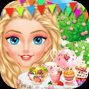 My Cinderella Fairy Tea Party