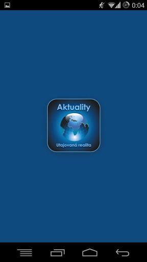 Aktuality - Utajovaná realita