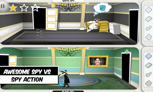 Spy vs. Spy - iOS Game Review - YouTube