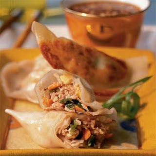 Turkey Pot Stickers
